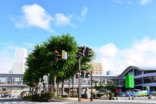秋田の風景の画像