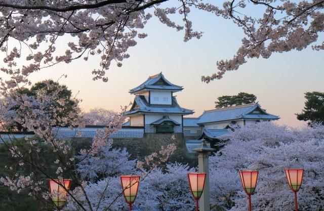 金沢の風景の画像