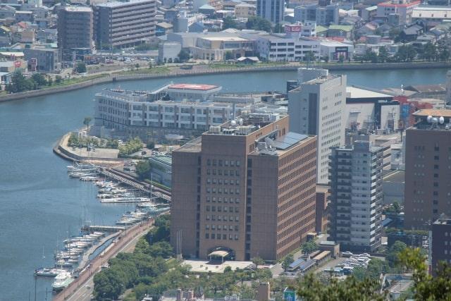 徳島の風景